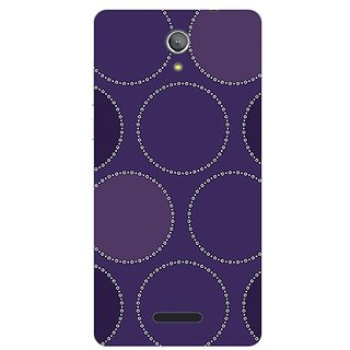 Garmor Designer Plastic Back Cover For Gionee Marathon M4