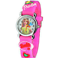 Kids Wrist Watch in pink color for Girl