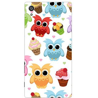 Garmor Designer Plastic Back Cover For Sony Xperia Z5