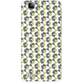 Garmor Designer Plastic Back Cover For Vivo X3S