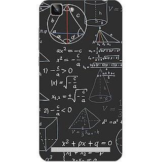 Garmor Designer Plastic Back Cover For Vivo X5Max
