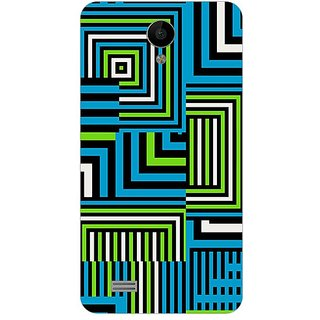 Garmor Designer Plastic Back Cover For Vivo Y22
