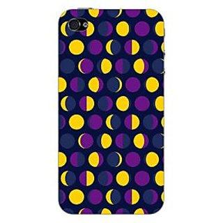 Garmordesigner Plastic Back Cover For Apple Iphone 4