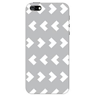 Garmordesigner Plastic Back Cover For Apple Iphone 5