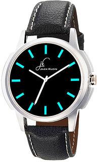 Jack Klein  Analog Round Wrist Watch