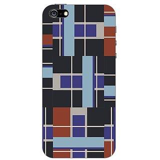 Garmordesigner Plastic Back Cover For Apple Iphone 5