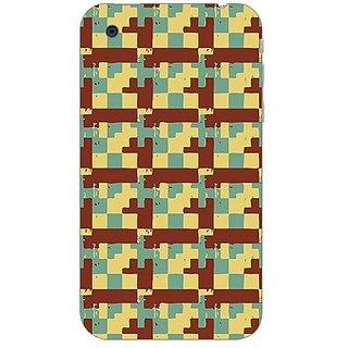Garmordesigner Plastic Back Cover For Apple Iphone 3G