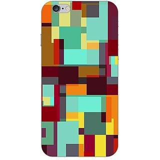 Garmordesigner Plastic Back Cover For Apple Iphone 6 Plus