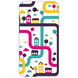 Garmordesigner Plastic Back Cover For Htc Desire Vc