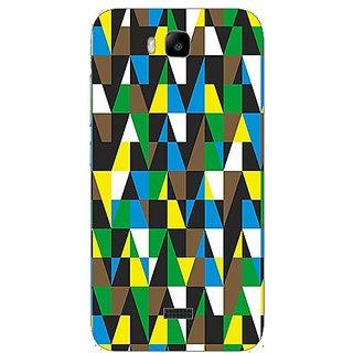 Garmordesigner Plastic Back Cover For Huawei Honor Bee