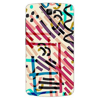 Garmordesigner Plastic Back Cover For Huawei Honor Holly