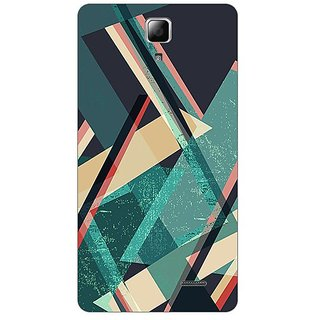 Garmordesigner Plastic Back Cover For Lenovo A536