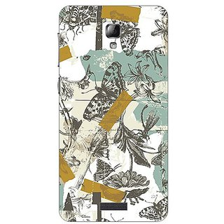 Garmordesigner Plastic Back Cover For Lenovo S660