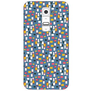 Garmordesigner Plastic Back Cover For Lg G2