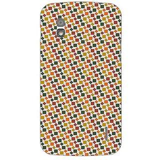 Garmordesigner Plastic Back Cover For Lg Nexus 4 E960