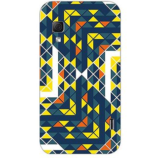 Garmordesigner Plastic Back Cover For Lg Optimus L5 Ii Dual E455