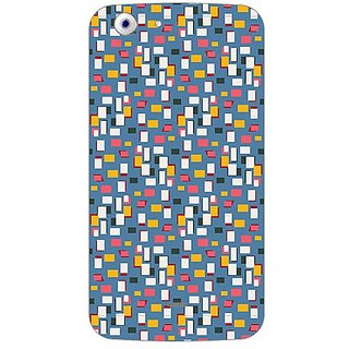 Garmordesigner Plastic Back Cover For Micromax Canvas A210
