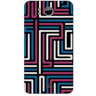Garmordesigner Plastic Back Cover For Micromax A111 Canvas Doodle