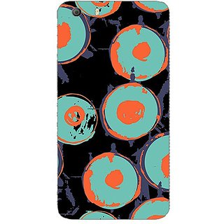 Garmordesigner Plastic Back Cover For Micromax Canvas Knight E471
