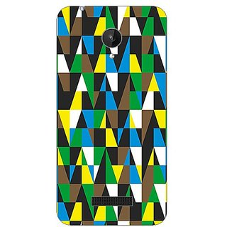 Garmordesigner Plastic Back Cover For Micromax Canvas Spark Q380