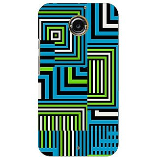 Garmordesigner Plastic Back Cover For Moto X (2Nd Gen)