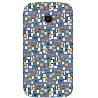 Garmordesigner Plastic Back Cover For Motorola Moto E