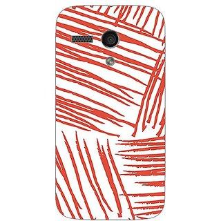 Garmordesigner Plastic Back Cover For Motorola Moto G