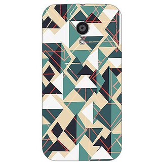 Garmordesigner Plastic Back Cover For Motorola Moto G2