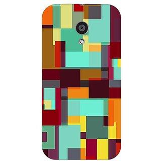 Garmordesigner Plastic Back Cover For Motorola Moto G2
