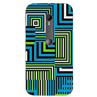 Garmordesigner Plastic Back Cover For Motorola Moto G (3Rd Gen)