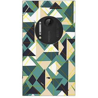 Garmor Designer Plastic Back Cover For Nokia Lumia 1020