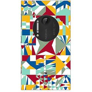 Garmor Designer Plastic Back Cover For Nokia Lumia 1020