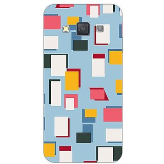 Garmor Designer Plastic Back Cover For Samsung Galaxy A3 Sm-A300
