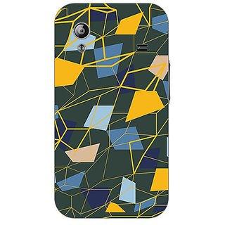 Garmor Designer Plastic Back Cover For Samsung Galaxy Ace S5830
