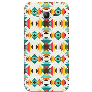 Garmor Designer Plastic Back Cover For Samsung Galaxy Grand Prime Sm-G530