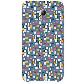 Garmor Designer Plastic Back Cover For Samsung Galaxy J7 Sm-J700F
