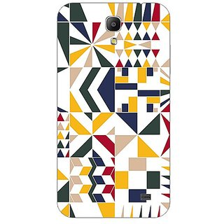 Garmor Designer Plastic Back Cover For Samsung Galaxy Mega 2 Sm-G750