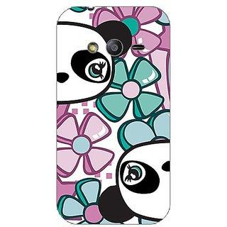 Garmor Designer Plastic Back Cover For Samsung Galaxy S Duos 3 Sm-G313Hu