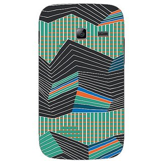 Garmor Designer Plastic Back Cover For Samsung Galaxy Y Duos S6102