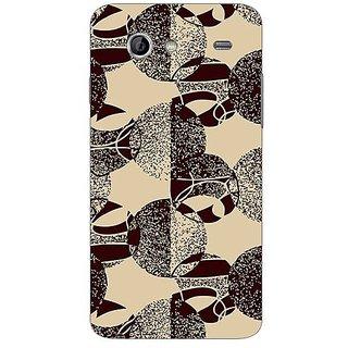 Garmor Designer Plastic Back Cover For Samsung I9070 Galaxy S Advance