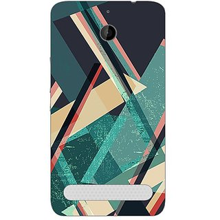 Garmor Designer Plastic Back Cover For Sony Xperia E1