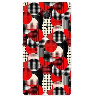 Garmor Designer Plastic Back Cover For Sony Xperia Sp