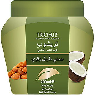 Trichup Healthy Long Strong Herbal Hair Cream (200 ml)