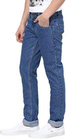 Super-X Blue Slim Fit Jeans For Men-abc87c