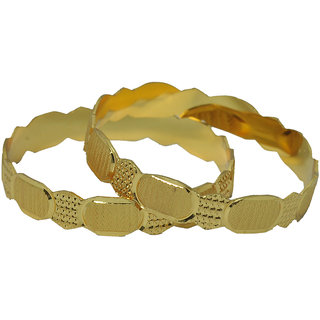 Czar Fashionable  Gorgeous Bangle Set -BANGLE945.2.6