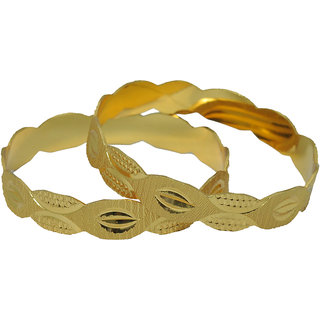 Czar Fashionable  Gorgeous Bangle Set -BANGLE946.2.6