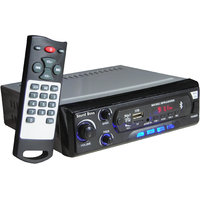 Sound Boss SB-134BT Car Media Player(Single Din)