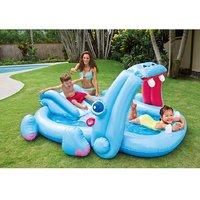 Intex Hippo Pool Play Center 57150 - Fun For Kids
