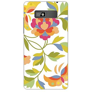 Garmor Designer Plastic Back Cover For Htc Desire 600