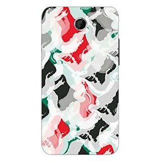 Garmor Designer Plastic Back Cover For Htc Desire 516